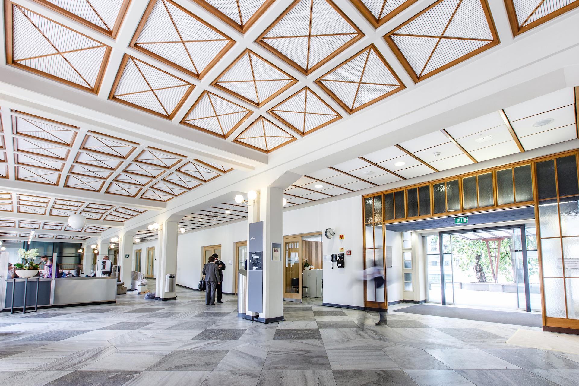 USZ Entry Hall